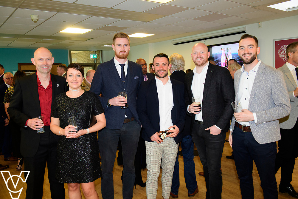 Lincoln City Football Club's 2018-19 End of Season Awards dinner, sponsored by the University of Lincoln, held at the Lincolnshire Showground.<br /> <br /> Picture: Chris Vaughan/Chris Vaughan Photography for Lincoln City Football Club<br /> Date: May 5, 2019