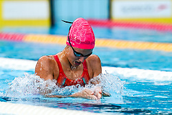"Brina Cucnik of Slovenia during 43rd International Swimming meeting ""Telekom 2019"", on July 13, 2019 in Radovljica, Slovenia. Photo by Matic Klansek Velej / Sportida"