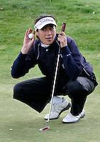 EEMNES: LISA ARAMAKI. Voorjaarswedstrijd 2006 op GC de Goyer.
