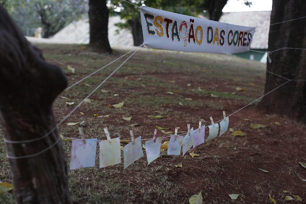 Belo Horizonte_MG, Brasil.<br /> <br /> PlugMinas (Centro de Formacao e Experimentacao Digital). Na foto Educativo Estacao das Cores.<br /> <br /> PlugMinas (Digital Training and Experimentation Center). In this photo Estacao das Cores project.<br /> <br /> Foto: LEO DRUMOND / NITRO