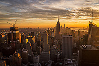 Manhattan, Golden Glow