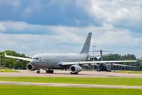 RAF Brize Norton Oxfordshire ,RAF Airbus Voyager KC3 photo by Chris Wynne