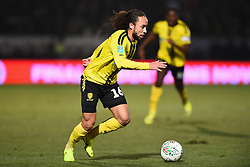 January 23, 2019 - Burton-Upon-Trent, Staffordshire, United Kingdom - Burton Albion midfielder Marcus Harness (16) during the Carabao Cup match between Burton Albion and Manchester City at the Pirelli Stadium, Burton upon Trent on Wednesday 23rd January 2019. (Credit: MI News & Sport) (Credit Image: © Mark Fletcher/NurPhoto via ZUMA Press)