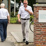 NLD/Bilthoven/20170706 - Uitvaart Ton de Leeuwe, ex partner Anita Meyer, Dave Heijnerman