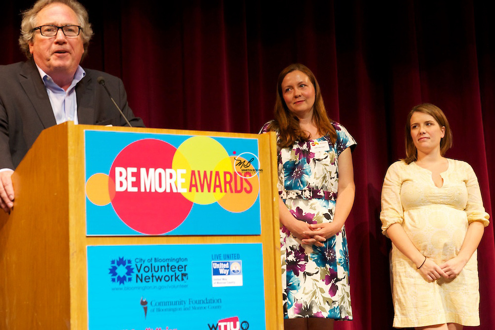 Be More Awards 2012