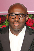 Edward Enninful, Evening Standard Theatre Awards, London Coliseum, London, UK, 24 November 2019, Photo by Richard Goldschmidt