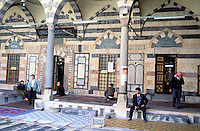 Syrie - Damas - Mosquée Sinan Pacha<br /> Damascus