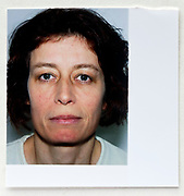 ID style head shot photo of an adult woman