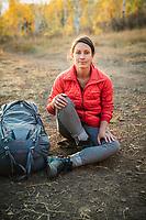 Ruth Arevalo, Mill Canyon, Utah.