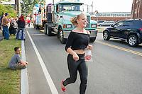 LHS Homecoming Parade.  Karen Bobotas for the Laconia Daily Sun