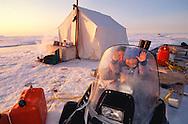 Inuit family Mucktar, Baffin Island, Canada