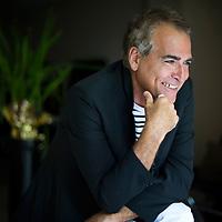 Salon owner Charles Ifergan