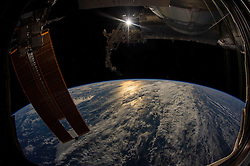EARTH Aboard the International Space Station -- 31 Jan 2016 -- This amazing view of the Earth was captured by an astronaut on the International Space Station. EXPA Pictures © 2016, PhotoCredit: EXPA/ Photoshot/ Atlas Photo Archive/NASA<br /><br />*****ATTENTION - for AUT, SLO, CRO, SRB, BIH, MAZ, SUI only*****