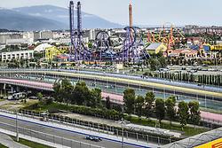 September 28, 2018 - Sochi, Russia - Motorsports: FIA Formula One World Championship 2018, Grand Prix of Russia, .#77 Valtteri Bottas (FIN, Mercedes AMG Petronas Motorsport) (Credit Image: © Hoch Zwei via ZUMA Wire)