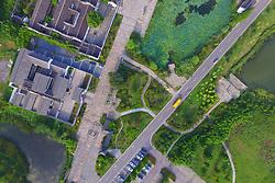 September 5, 2017 - Nanjing, Nanjing, China - Nanjing, CHINA-5th September 2017: (EDITORIAL USE ONLY. CHINA OUT) ..Old architectures built about 400 years ago can be seen at Yangliu Village, Nanjing, east China's Jiangsu Province. (Credit Image: © SIPA Asia via ZUMA Wire)