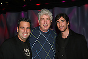 Randall Emmett, Producer, Avi Lerner of Millennium Films & Dylan McDermott.The Tenants Post Screening Party.Aer Premiere Lounge.New York, NY, USA.Monday, April, 25, 2005.Photo By Selma Fonseca/Celebrityvibe.com/Photovibe.com, .New York, USA, Phone 212 410 5354, .email: sales@celebrityvibe.com ; website: www.celebrityvibe.com...