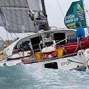 Bertrand Delesne / Class 40 teamwork