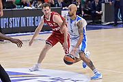 DESCRIZIONE : Eurolega Euroleague 2015/16 Group D Dinamo Banco di Sardegna Sassari - Brose Basket Bamberg<br /> GIOCATORE : David Logan<br /> CATEGORIA : Palleggio Penetrazione<br /> SQUADRA : Dinamo Banco di Sardegna Sassari<br /> EVENTO : Eurolega Euroleague 2015/2016<br /> GARA : Dinamo Banco di Sardegna Sassari - Brose Basket Bamberg<br /> DATA : 13/11/2015<br /> SPORT : Pallacanestro <br /> AUTORE : Agenzia Ciamillo-Castoria/L.Canu