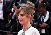 Louise Bourgoin at the Yomeddine gala screening at the 71st Cannes Film Festival, Wednesday 9th May 2018, Cannes, France. Photo credit: Doreen Kennedy