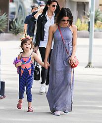 Jenna Dewan and Everly Tatum are seen in Los Angeles, California. NON EXCLUSIVE December 10, 2017. 10 Dec 2017 Pictured: Jenna Dewan,Everly Tatum. Photo credit: BG005/Bauergriffin.com/MEGA TheMegaAgency.com +1 888 505 6342