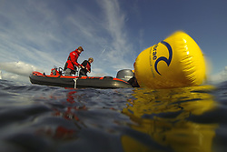 Peelport Clydeport Largs Regatta Week 2013 <br /> <br /> Mark Laying, Scottish Sailing Institute