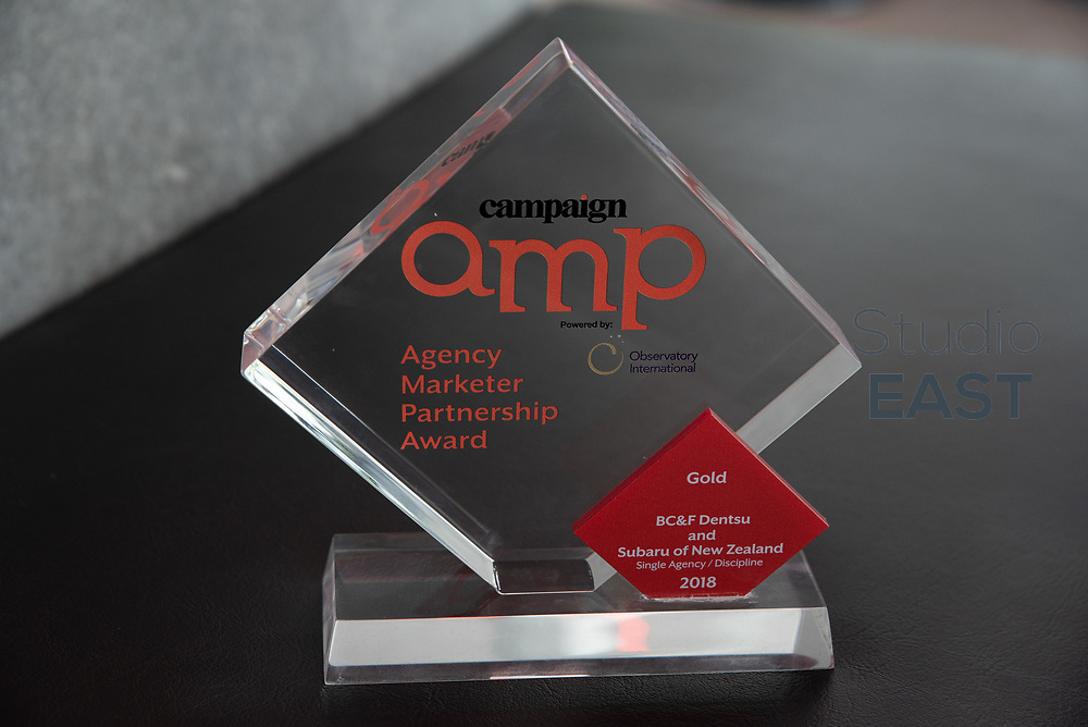 AMP Awards during Asia's Top 1000 Brands in Esplanade, Singapore, Singapore, on 6 September 2018. Photo by Steven Lui/Studio EAST