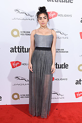 EDITORIAL USE ONLY<br /> Charli XCX attends the Virgin Holidays Attitude Awards at the Roundhouse, London.