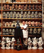 The Walt Disney Company Archives and Sculptor Adolfo Procopio.