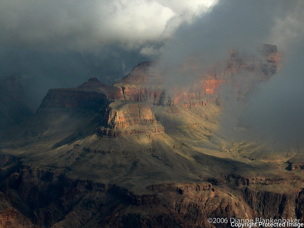 views of Grand Canyon on Honeymoon 2006