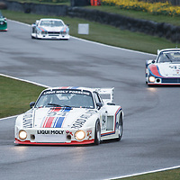 #94, Porsche 935 (1978), confirmed driver: Mads Gjedrum, Group 5 Special Production at Goodwood 76th Members Meeting, Goodwood Motor Circuit, on 17.03.2018