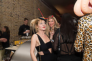 Serpentine Gallery and Harrods host the Future Contempories Party 2016. Serpentine Sackler Gallery. London. 20 February 2016