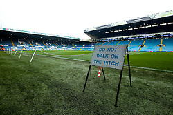 A general view of Elland Road, home to Leeds United - Mandatory by-line: Robbie Stephenson/JMP - 24/11/2018 - FOOTBALL - Elland Road - Leeds, England - Leeds United v Bristol City - Sky Bet Championship