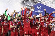Tottenham Hotspur v Liverpool 010619