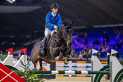 Nuytens Gilles, BEL, Elando CT<br /> Jumping Mechelen 2019<br /> © Hippo Foto - Dirk Caremans<br />  26/12/2019