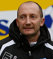 Photo: Steve Bond/Sportsbeat Images.<br />Leicester City v West Bromwich Albion. Coca Cola Championship. 08/12/2007. Leicester Manager Ian Holloway