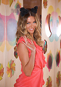 Emirates Melbourne Cup Day,  Melbourne,Australia..Jennifer Hawkins . An instant sale option is available where a price can be agreed on image useage size. Please contact me if this option is preferred.