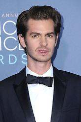 Andrew Garfield  bei der Verleihung der 22. Critics' Choice Awards in Los Angeles / 111216