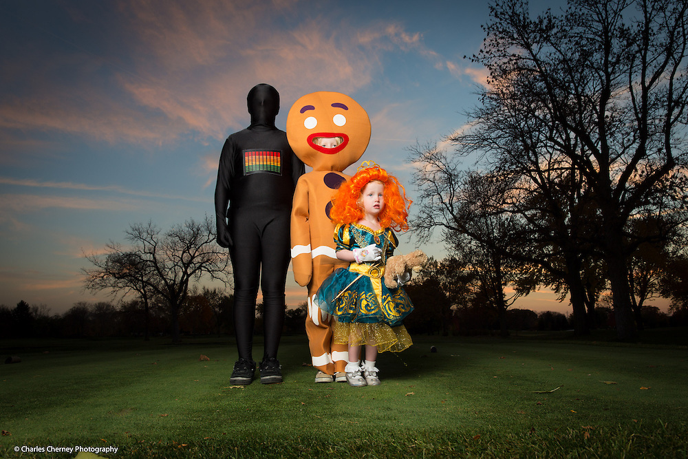 Evanston GC Halloween Party on Sunday Oct. 26, 2014. © Charles Cherney Photography