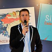 NLD/Amsterdam/20101115 - Presentatie Douwe Egberts Sinterklaasboeken Openbare Bibliotheek Amsterdam, Winston Gerschtanowitz