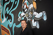 GUADALAJARA, MEXICO - MAY 12, 2017: Andy Kieffer, founder of Agave Lab Ventures a seed-stage venture capital fund and accelerator located in Guadalajara. Rodrigo Cruz for The New York Times