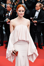 Barbara Meier attending the Soiree 70eme Anniversaire during the 70th Cannes Film Festival on May 23, 2017 in Cannes, France. Photo by Julien Zannoni/APS-Medias/ABACAPRESS.COM