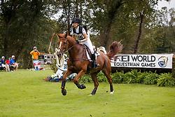 Auffarth Sandra, GER, Viamant Du Matz<br /> World Equestrian Games - Tryon 2018<br /> © Hippo Foto - Sharon Vandeput<br /> 16/09/2018