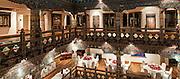 Bhutan, Paro, Zhiwa Ling Hotel, Dining