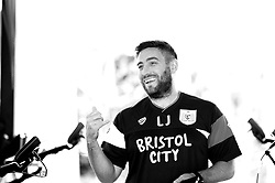 Bristol City head coach, Lee Johnson  - Mandatory by-line: Joe Meredith/JMP - 10/07/2017 - FOOTBALL - Failand Training Ground - Bristol, United Kingdom - Bristol City Preseason Training