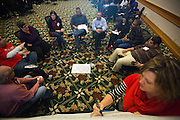 Service Employees International Union host thier SEIU BOLD Retreat at Dolce Hayes Mansion in San Jose, California, on November 21, 2013. (Stan Olszewski/SOSKIphoto)