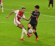 21/10 Ajax v Liverpool CL