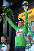 Sykkel<br /> Tour de France 2010<br /> 08.07.2010<br /> Foto: PhotoNews/Digitalsport<br /> NORWAY ONLY<br /> <br /> THOR HUSHOVD<br /> <br /> ETAPE 5 : EPERNAY - MONTARGIS