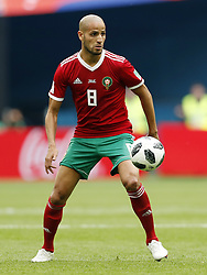 Karim El Ahmadi of Morocco