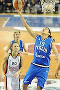 DESCRIZIONE : Parma All Star Game 2012 Donne Torneo Ocme Lega A1 Femminile 2011-12 FIP <br /> GIOCATORE : Ilaria Zanoni<br /> CATEGORIA : tiro<br /> SQUADRA : Nazionale Italia Donne Ocme All Stars<br /> EVENTO : All Star Game FIP Lega A1 Femminile 2011-2012<br /> GARA : Ocme All Stars Italia<br /> DATA : 14/02/2012<br /> SPORT : Pallacanestro<br /> AUTORE : Agenzia Ciamillo-Castoria/C.De Massis<br /> GALLERIA : Lega Basket Femminile 2011-2012<br /> FOTONOTIZIA : Parma All Star Game 2012 Donne Torneo Ocme Lega A1 Femminile 2011-12 FIP <br /> PREDEFINITA :