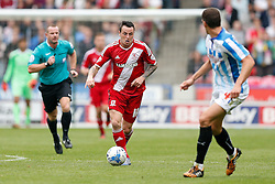 Lee Tomlin of Middlesbrough in action - Photo mandatory by-line: Rogan Thomson/JMP - 07966 386802 - 13/09/2014 - SPORT - FOOTBALL - Huddersfield, England - The John Smith's Stadium - Huddersfield town v Middlesbrough - Sky Bet Championship.